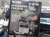 RELIANCE INUSTRIES Generator 30216BRK PORTABLE GENERATOR
